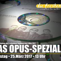 Opus-Spezial CDs