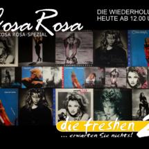 Cosa Rosa - Wiederholung Heute
