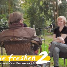 Die freshen 2 - Interview Gert Möbius - Dani - Repro 2