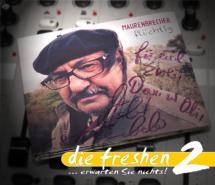 Teaser Manfred Maurenbrecher CD-PULT