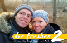 Dani und Oli on Tour Oase fuer Sendung 03-2018